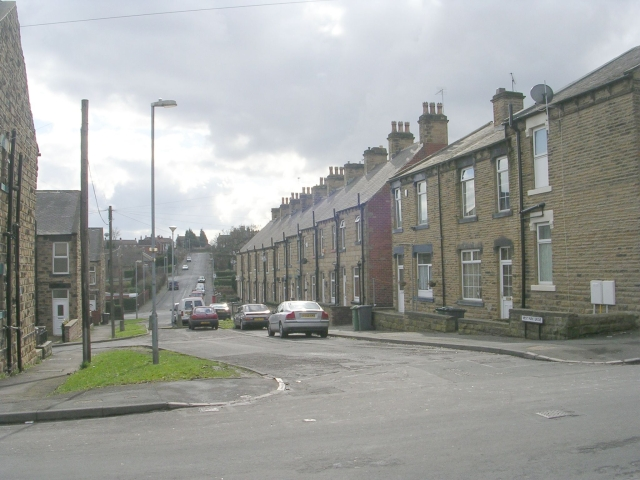 West Park Grove - Healey Lane