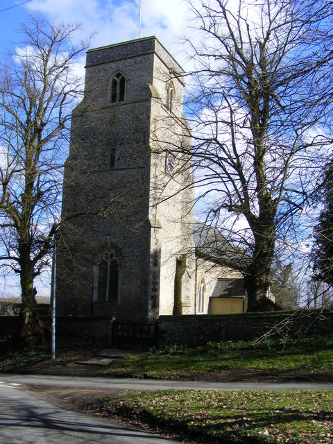 St Gregory's, Barnham