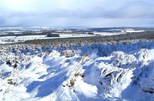 Clauchrie Hill View