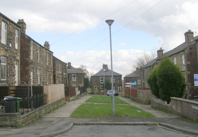 Colbeck Avenue - West Park Grove