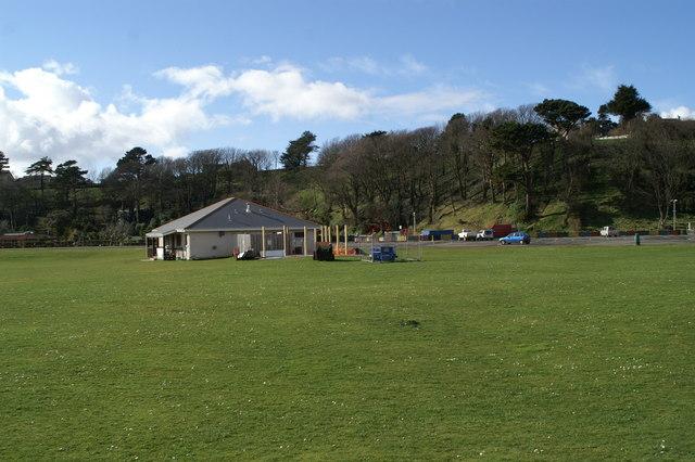 Sports centre, Mooragh Park, Ramsey