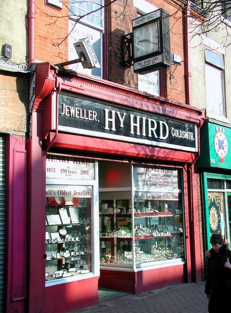 Henry Hird's