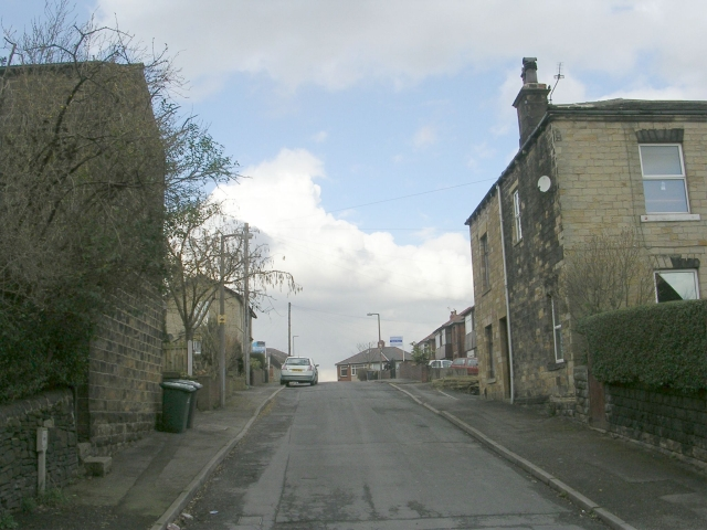 Chaster Street - Healey Lane