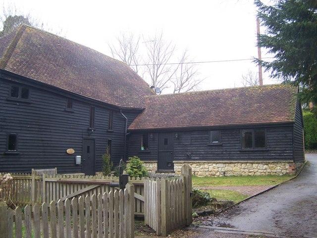 Polhill Barn