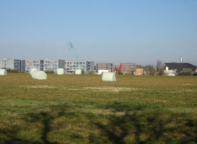 New accommodation blocks