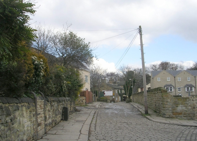 Towngate Road - Healey Lane