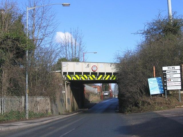 Railway Bridge 134, Lifford Lane