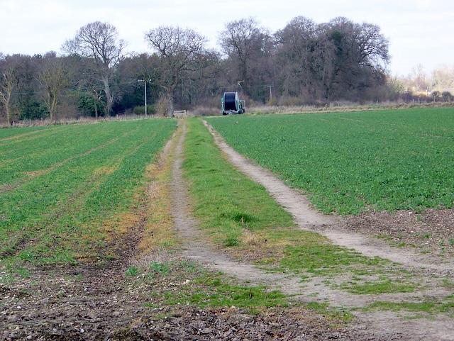 Avon Valley Path near Avon