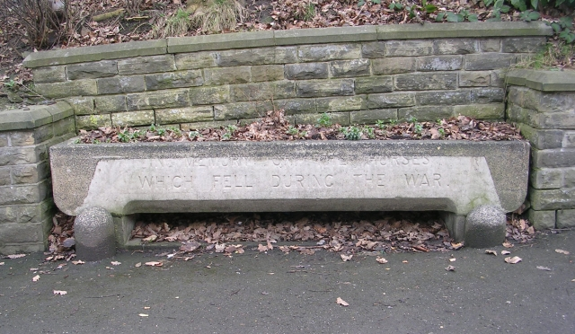 Horse Trough Memorial - Healey Lane