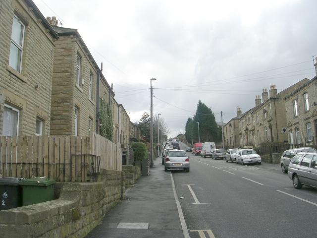 Clerk Green Road - Wellington Street
