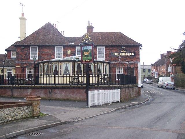The Roebuck Public House, Harrietsham