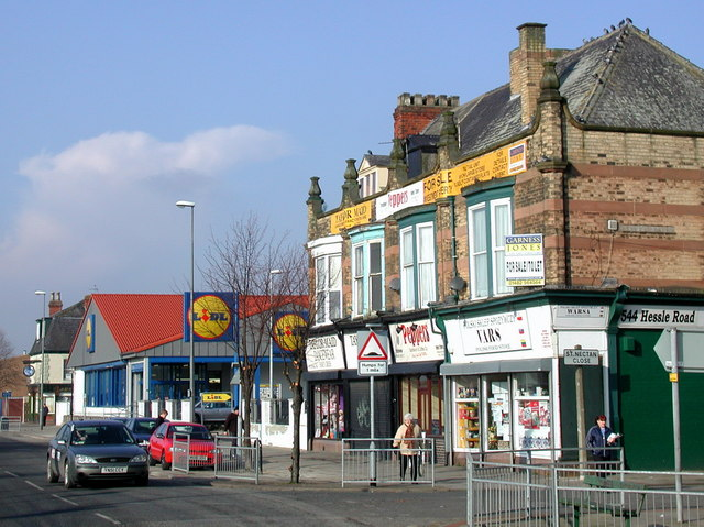 Hessle Road, Hull