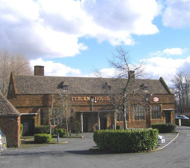 Tyburn House Pub.