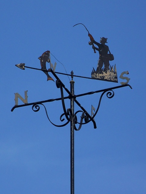 Weather vane, Winkton