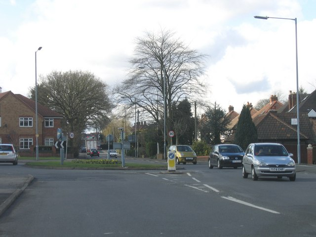 A453 Jockey Road Island, Boldmere/New Oscott