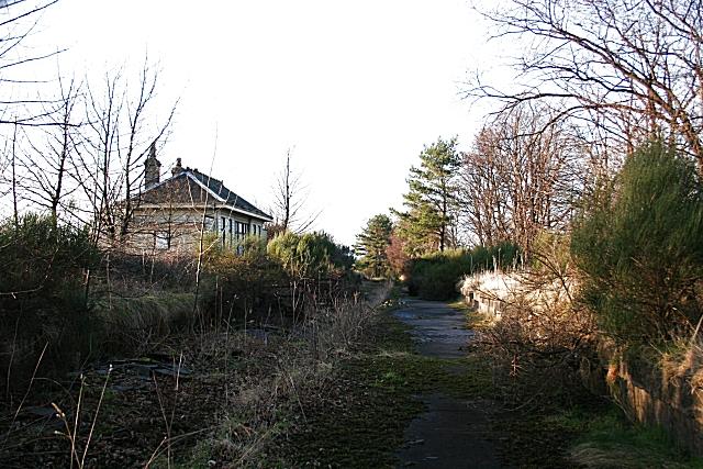 Longmorn Station