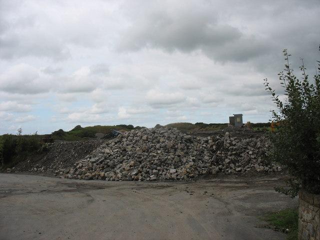Nant Newydd Quarry