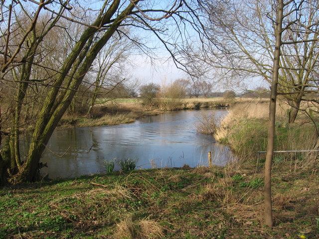Ratcliffe on Soar - Bridlepath Crossing of River Soar