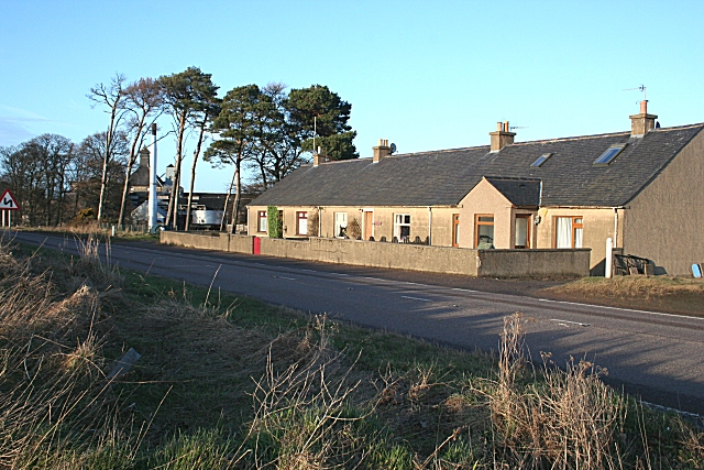 Cottages at Longmorn