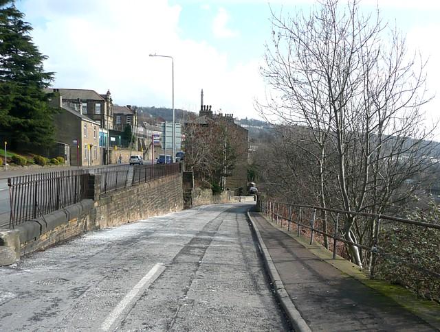 Walker Lane, Sowerby Bridge