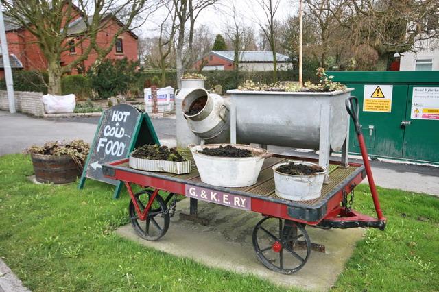 Railway Handcart