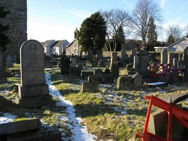 St Ninians Old Parish Graveyard
