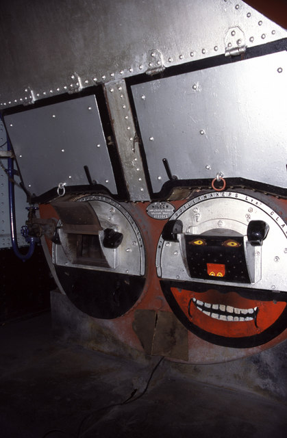 Silly b***er, The 250 Ton Crane, Runcorn
