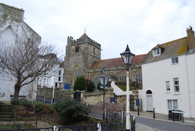 St Clement's Church, Hastings Old Town