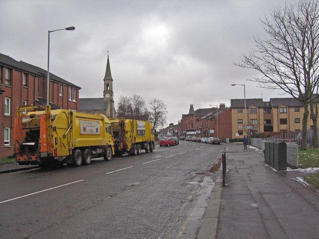 Main Street, Bellshill