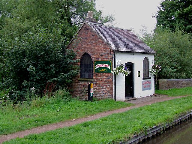 Canal Gift Shop at Great Haywood, Staffordshire