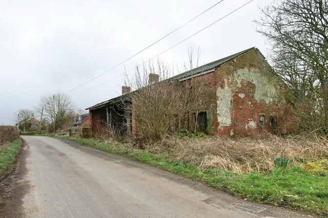 Old Barn, Moss Side Farm