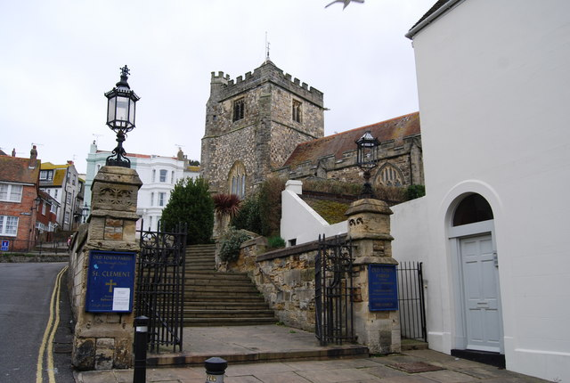 St Clement Church, Hastings Old Town