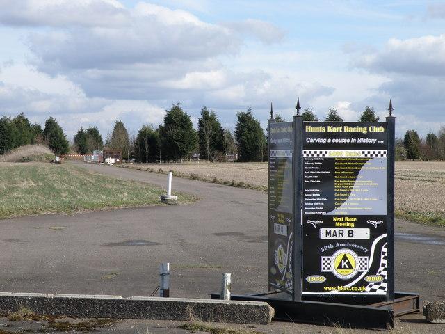 Hunts Kart Racing Club