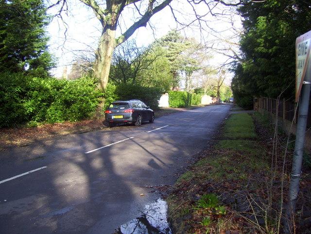 Hutwood Road