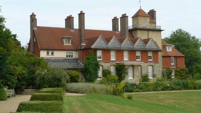 Standen House, Saint Hill