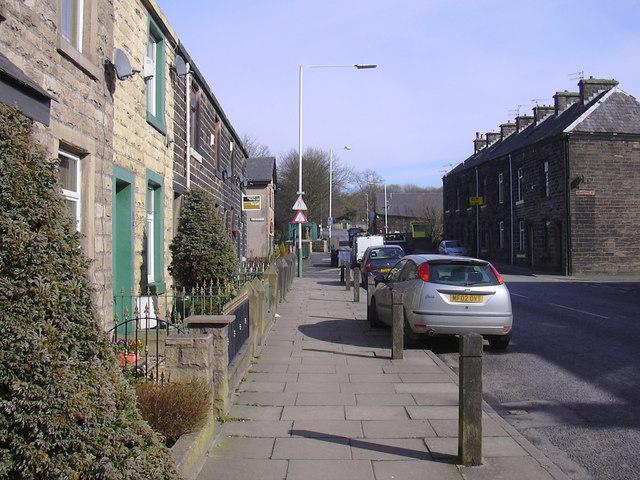 Bolton Road North