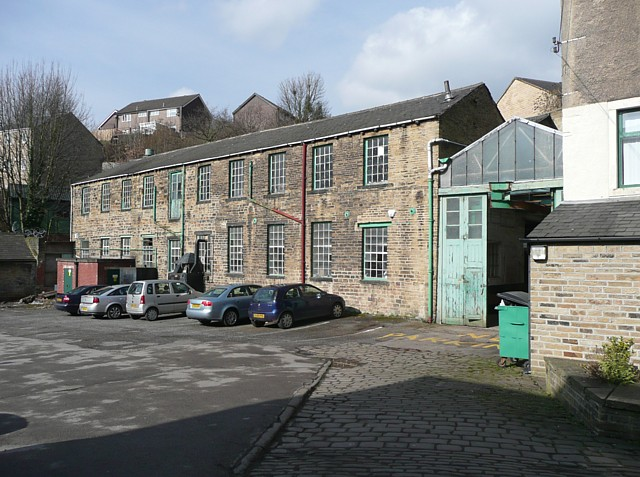 Clough Works, Sowerby Bridge