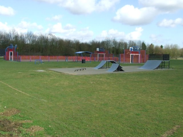 Takeley Recreation Ground