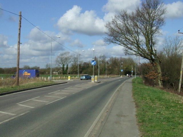 B183 to Takeley