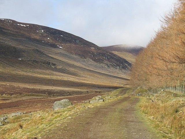 Glen Prosen Road