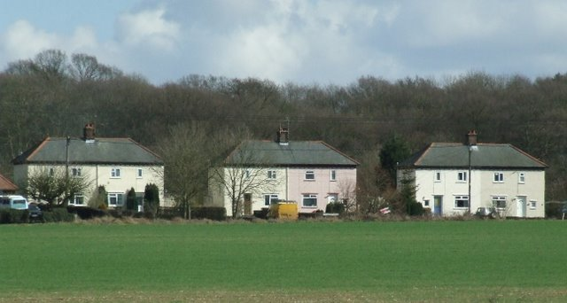 Houses on Parsonage Road