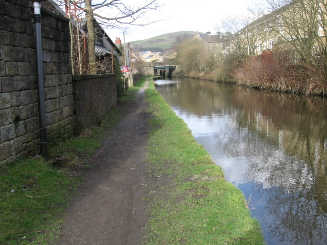 Huddersfield Narrow Canal near Mossley