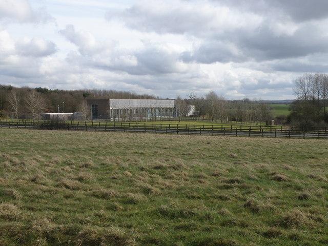 Anglian Water facility