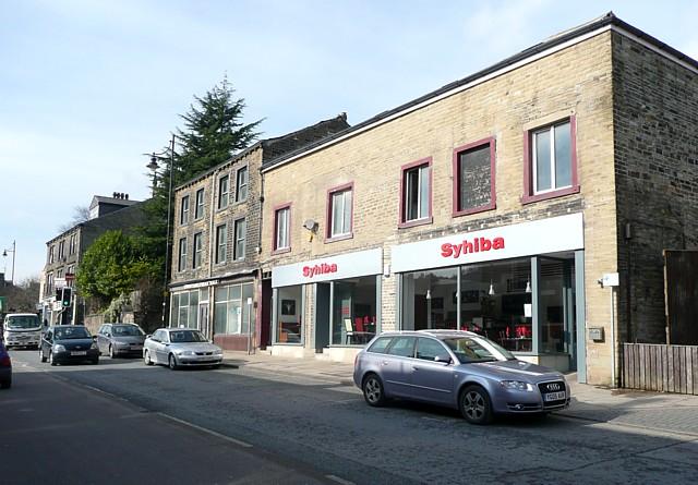 Syhiba Restaurant, Wharf Street, Sowerby Bridge