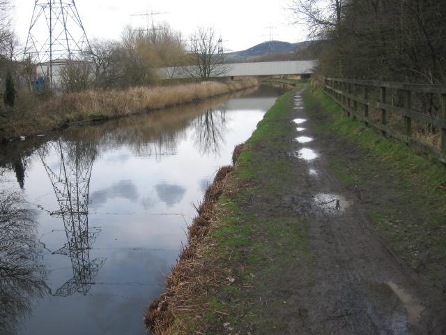 Huddersfield Narrow Canal near Stalybridge