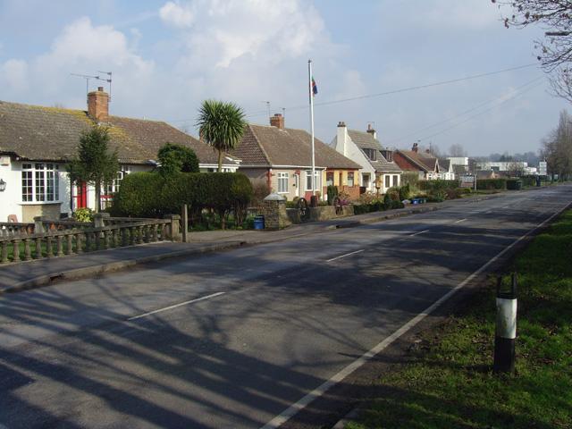Burringham Road, Scunthorpe