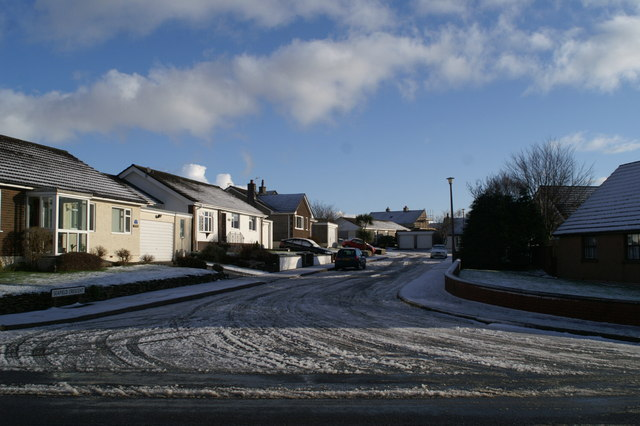 Seafield Crescent, Birch Hill Estate, Onchan