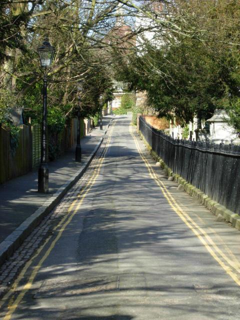 Holly Walk, Hampstead