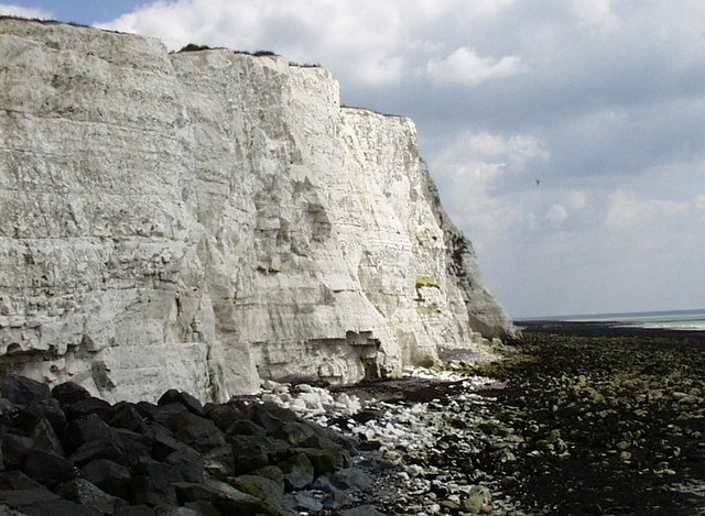 Cliffs at Peacehaven Heights