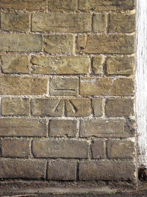 Bench Mark, Spaldwick
